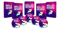 Thumbnail Email List Management Secrects with PLR - New 2018!